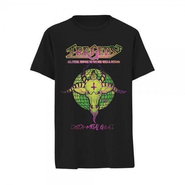 T-Shirt Disco-Metal G.O.A.T.